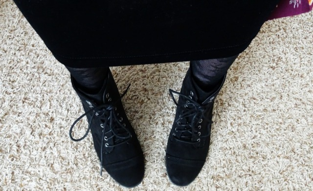 Shoes & Tights Two