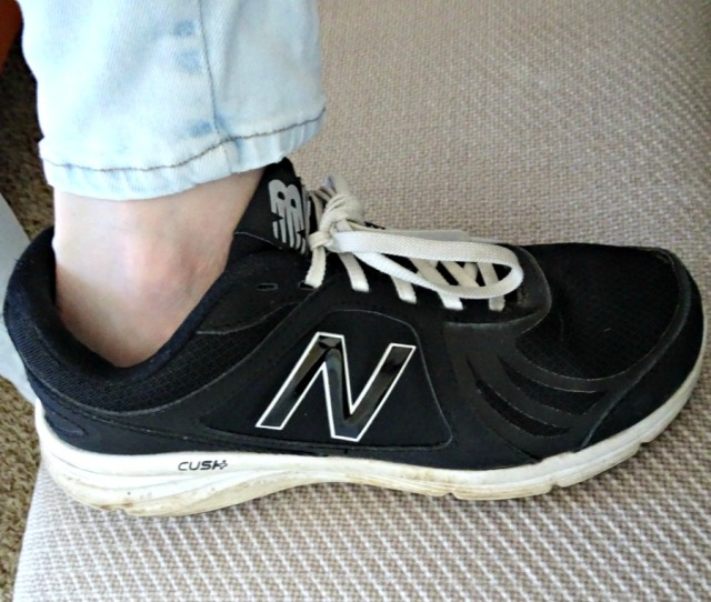 New Balance Cush Plus Tennis Shoes